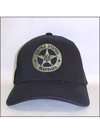 USMS FLEX-FIT HAT W/ OD STAR 148384