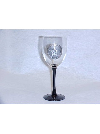 AGENCY PEWTER WINE GLASS