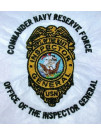 DEPT OF THE NAVY OIG POLO SHIRT