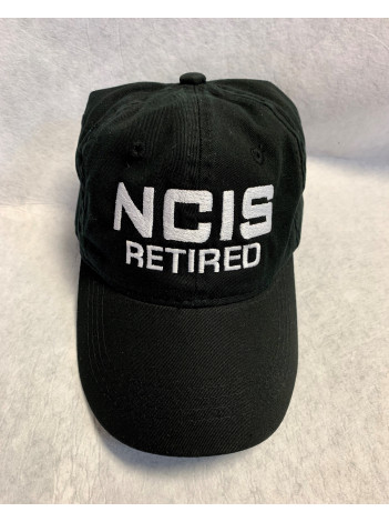 NCIS RETIRED BALL CAP