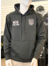 NCIS WICKING HOODED PULLOVER