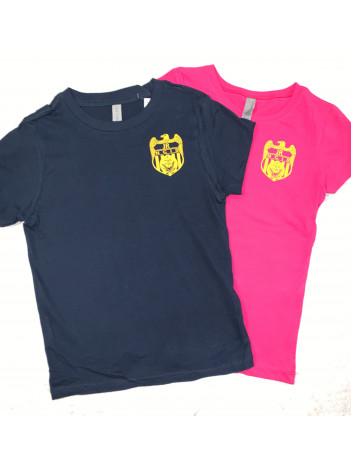 NCIS KID'S T-SHIRT W/ JR NCIS BADGE ON FRONT 126406