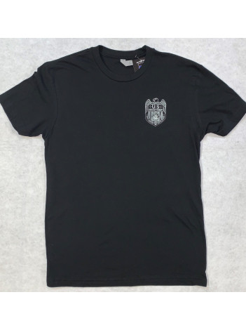 NCIS, T-SHIRT W/ NCIS FEDERAL AGENT IN GREY INK 126404