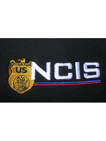 NCIS, NEW NCIS LOGO ON PORT AUTHORITY POLO K420