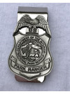 NPS PEWTER MONEY CLIP