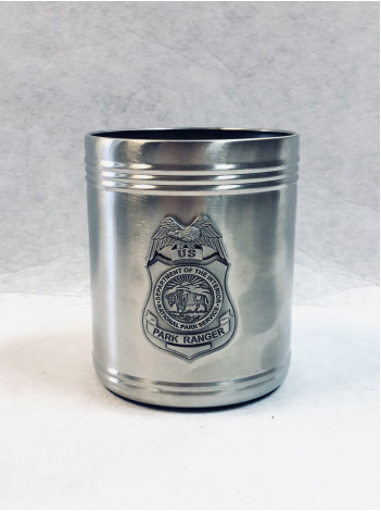 NPS PEWTER CAN COOZIE