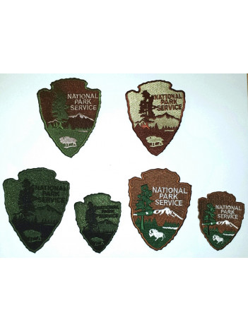 NPS ARROWHEAD PATCH