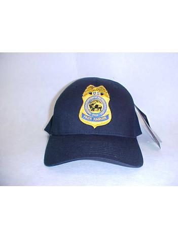 NPS, FLEX FIT HAT W/ GOLD RANGER BADGE 148380