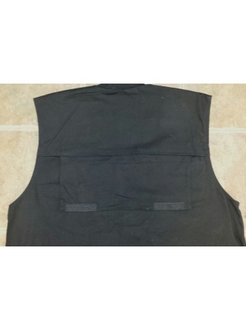 SCS TACTICAL VEST WITH HIDDEN HOLSTER