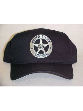 USMS FLEX-FIT HAT W/ SILVER STAR 148386