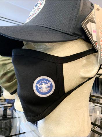 COTTON FACE MASK WITH TSA SEAL