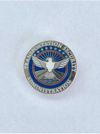 NEW TSA SEAL TIE / LAPEL PIN