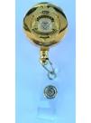 TSA OFFICER ID REEL IN GOLD