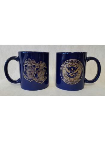 TSA COFFEE MUG