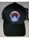 US CAPITOL POLICE SEAL ON FLEX FIT HAT