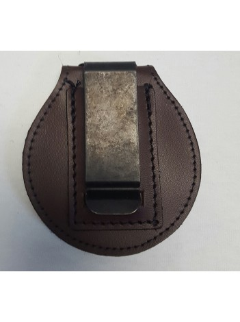 USMS BELT CLIP IN BROWN