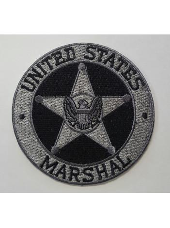 USMS STAR PATCH GREY / BLACK