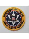 USMS SEAL PATCH , 493672