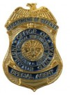 DCIS OIG BADGE TIE PIN / LAPEL PIN