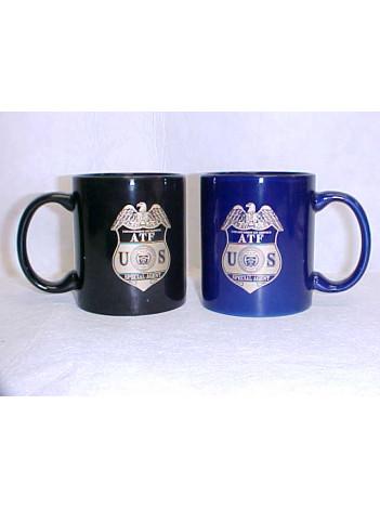 ATF DOJ S/A COFFEE MUG