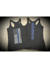 LADIES TANK TOP #BLUELIVESMATER