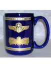 CBP AIR AND MARINE EXECUTIVE 14 OZ COFFEE MUG 936130