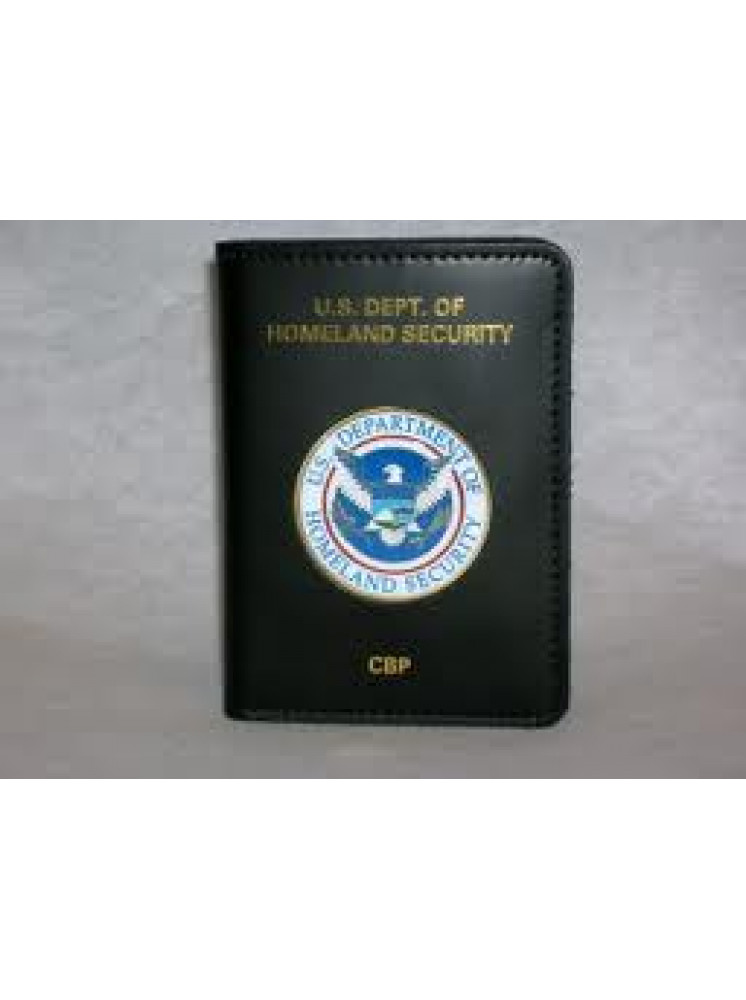 CBP Badgecase Roughduty w/ medallion, 504CBP