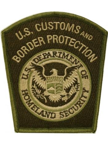CBP MULTI CAM SHOULDER PATCH
