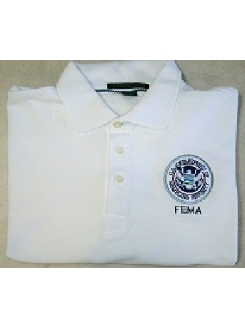 FEMA PORT AUTHORITY POLO SHIRT