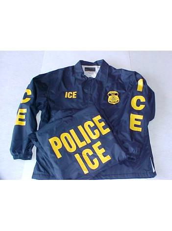 ICE RAID JACKET WITH ICE ON SLEEVES, 820439
