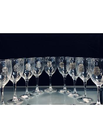 AGENCY PEWTER WINE GLASS