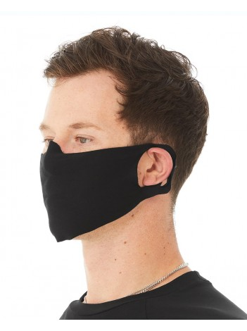 LIGHTWEIGHT FABRIC FACE COVER 5 PACK