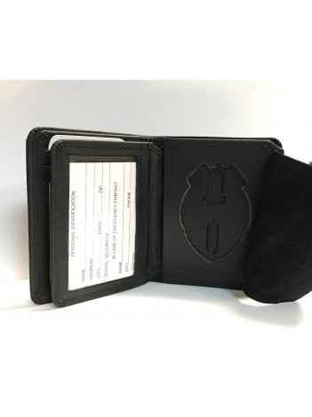 CIS, WALLET STYLE BADGE CASE 899CIS