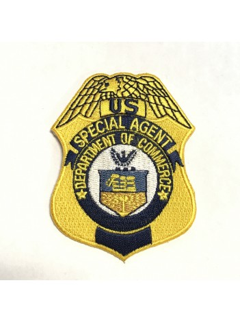 DEPT OF COMMERCE S/A BADGE PATCH