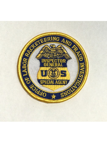 DEPT OF LABOR OIG LG PATCH