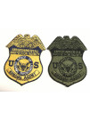 EPA S/A BADGE PATCHES 2 7/8""