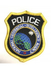 NGIA POLICE SHIELD PATCH 3""