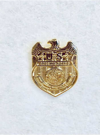 NCIS TIE PIN SPECIAL AGENT BADGE 221569