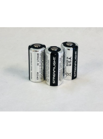 STREAMLIGHT 123A LITHIUM BATTERY