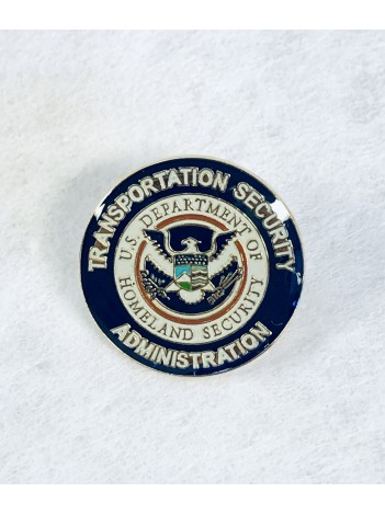 TSA SEAL TIE / LAPEL PIN 193