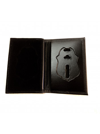 USCP SPECIAL AGENT TRI FOLD BADGE CASE