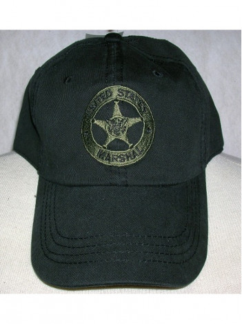 USMS HAT LOW PROFILE WITH USMS STAR EMBROIDERED