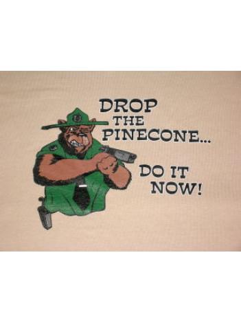 DROP THE PINECONE T-SHIRT 126365