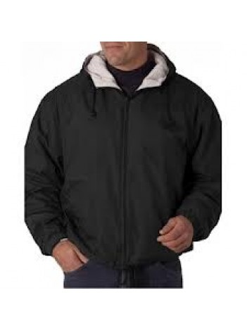 ROTHCO HOODED FLEECE JACKET