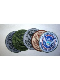 DHS SEAL PATCH 3 1/2 INCH
