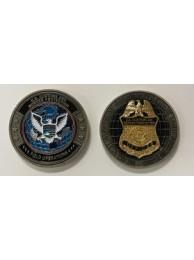 CBP CHALLENGE COIN , 5339