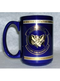 CBP AIR AND MARINE EXECUTIVE 14 OZ COFFEE MUG 936130