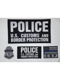 CBP  PATCH PANEL SET