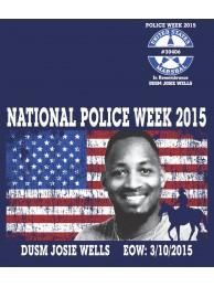 POLICE WEEK 2015 T-SHIRT